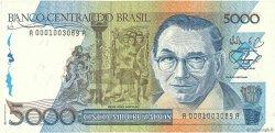 5000 Cruzados BRÉSIL  1988 P.214a NEUF