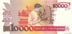 10000 Cruzados BRÉSIL  1989 P.215a NEUF