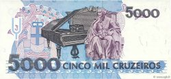 5000 Cruzeiros BRÉSIL  1992 P.232b NEUF