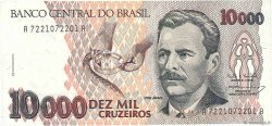 10000 Cruzeiros BRÉSIL  1993 P.233c SPL