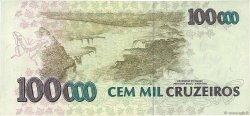100000 Cruzeiros BRÉSIL  1992 P.235a TTB