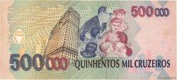 500000 Cruzeiros BRÉSIL  1993 P.236a TTB