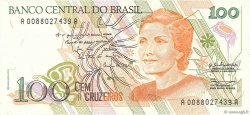 100 Cruzeiros BRÉSIL  1990 P.228 NEUF