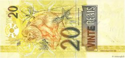 20 Reais BRÉSIL  2002 P.250a NEUF