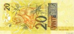 20 Reais BRÉSIL  2002 P.250d NEUF