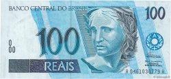 100 Reais BRÉSIL  1994 P.247a NEUF