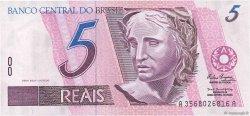 5 Reais BRÉSIL  1994 P.244d NEUF