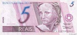 5 Reais BRÉSIL  1994 P.244Aa NEUF