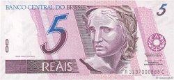 5 Reais BRÉSIL  1994 P.244Ad NEUF