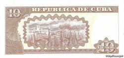 10 Pesos CUBA  2014 P.117o NEUF