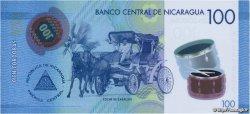 100 Cordobas NICARAGUA  2014 P.213 NEUF