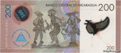 200 Cordobas NICARAGUA  2014 P.214 NEUF