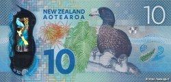 10 Dollars NOUVELLE-ZÉLANDE  2015 P.192 NEUF