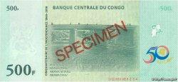 500 Francs CONGO (RÉPUBLIQUE)  2010 P.100s NEUF