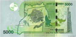 5000 Shillings OUGANDA  2013 P.51c NEUF