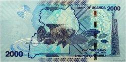 2000 Shillings OUGANDA  2015 P.50c NEUF