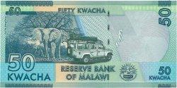 50 Kwacha MALAWI  2015 P.58 NEUF