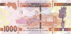 1000 Francs GUINÉE  2015 P.New NEUF