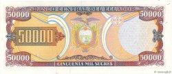 50000 Sucres ÉQUATEUR  1999 P.130d NEUF