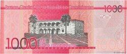 1000 Pesos Dominicanos RÉPUBLIQUE DOMINICAINE  2014 P.New NEUF