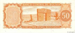 50 Pesos Bolivianos BOLIVIE  1962 P.162a SPL