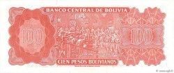 100 Pesos Bolivianos BOLIVIE  1962 P.164a pr.NEUF