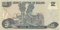 2 Bolivianos BOLIVIE  1990 P.202a NEUF