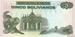 5 Bolivianos BOLIVIE  1993 P.209 NEUF