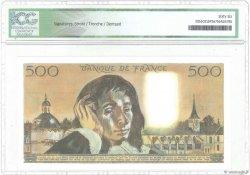 500 Francs PASCAL FRANCE  1984 F.71.30 NEUF
