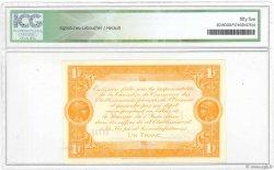 1 Franc OCÉANIE  1919 P.03b SUP