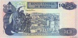 10 Bolivianos BOLIVIE  1987 P.204a NEUF
