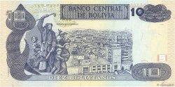 10 Bolivianos BOLIVIE  1997 P.204c NEUF