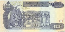 10 Bolivianos BOLIVIE  2001 P.228 NEUF