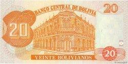 20 Bolivianos BOLIVIE  2001 P.224 NEUF