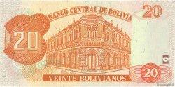 20 Bolivianos BOLIVIE  2005 P.229 NEUF