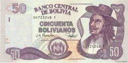 50 Bolivianos BOLIVIE  2001 P.225 NEUF