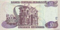 50 Bolivianos BOLIVIE  2005 P.230 SPL