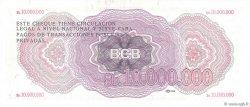 10000000 Pesos Bolivianos BOLIVIE  1985 P.192B SPL