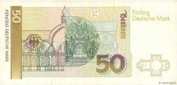 50 Deutsche Mark ALLEMAGNE FÉDÉRALE  1993 P.40c TTB