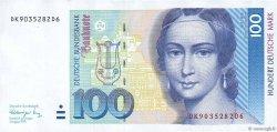 100 Deutsche Mark ALLEMAGNE  1991 P.041b SUP+