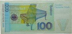 100 Deutsche Mark ALLEMAGNE FÉDÉRALE  1996 P.46 SUP
