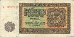 5 Deutsche Mark ALLEMAGNE  1948 P.011b pr.TTB