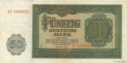 50 Deutsche Mark ALLEMAGNE  1948 P.014b TTB