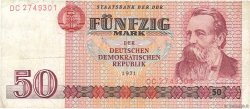 50 Mark ALLEMAGNE  1975 P.030a TB