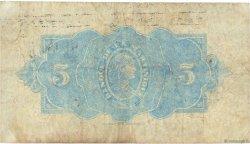 5 Francs MARTINIQUE  1942 P.16b TB+