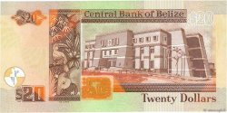20 Dollars BELIZE  2012 P.72 NEUF