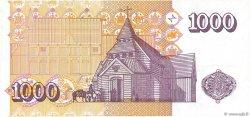 1000 Kronur ISLANDE  2001 P.59 NEUF