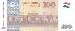 100 Somoni TADJIKISTAN  1999 P.27 NEUF