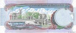 100 Dollars BARBADE  2007 P.71a pr.NEUF