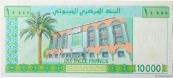 10000 Francs DJIBOUTI  1999 P.41 NEUF